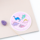 Grand sticker - Dinosaur fan club