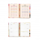 Agenda ban.do - Lilac glitter 2019 - 2020 (medium)