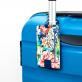 Étiquette de bagage - Flower shop