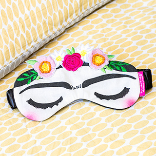 Masque de nuit - Frida