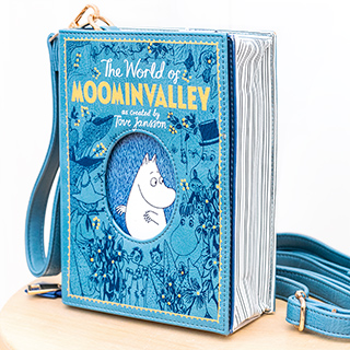 Clutch livre - The World of Moomin valley