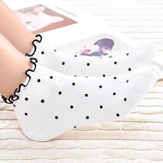 Hankle socks - Polka dots