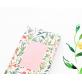 Undated weekly planner - Proust (garden)
