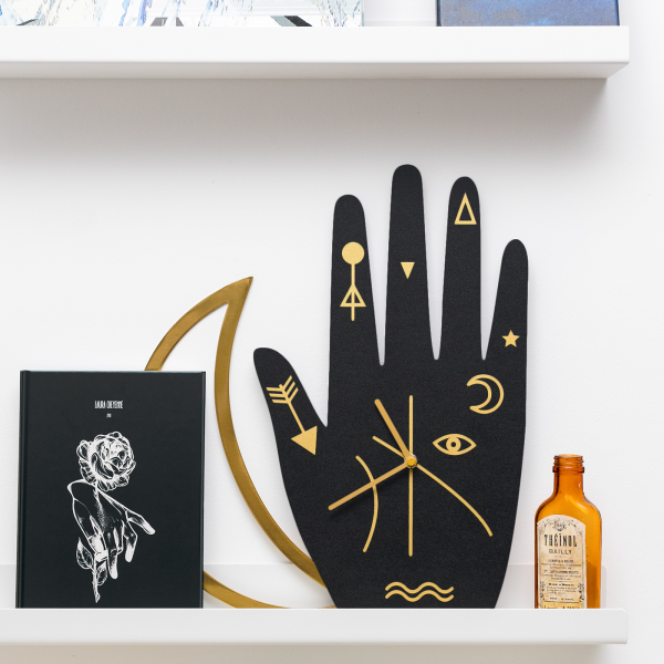 Mystic Time wall clock - Hand