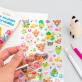 Kawaii stickers - Hello friend