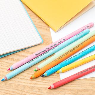 Ecofriendly color pencil set