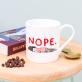 Mug - Nope