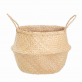 Seagrass basket- Woodland fox