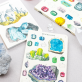 Mini notebooks - Mineralogy