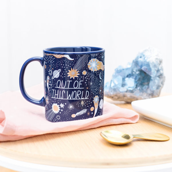 Mug - Out of this world