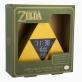 Zelda alarm clock - Triforce