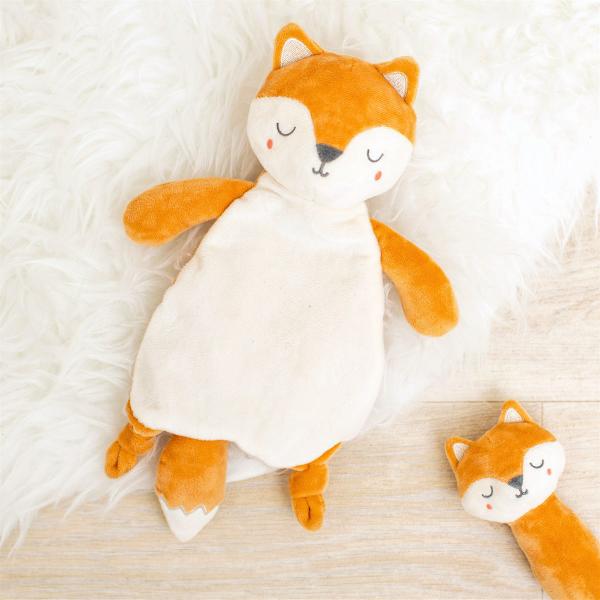 Cuddle comforter - Baby fox