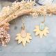 Hoop earrings - Joséphine