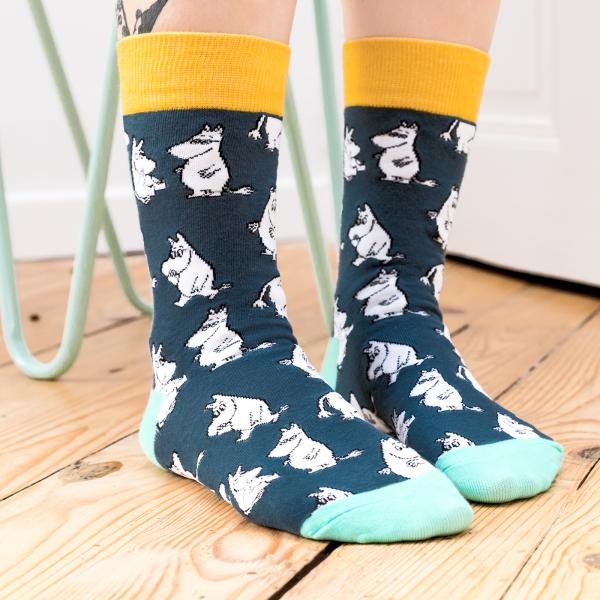 Socks - Moomin