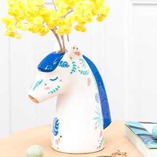 Vase - Scandinavian horse