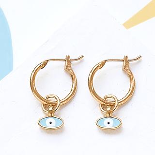 Hoop earrings - Catalonia