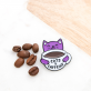 Pro cats pin's - pink
