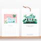 Calendrier 2020 - Dream homes