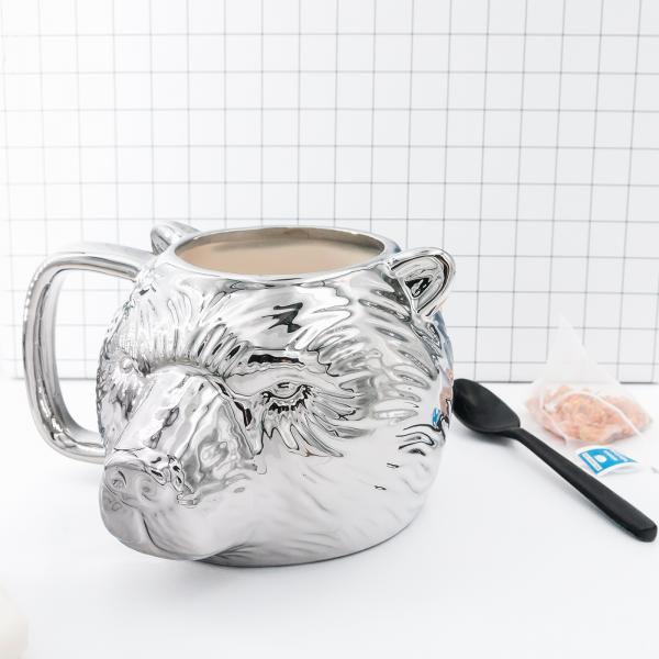 Mug - Silver bear