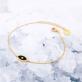 Bracelet - L'oeil noir