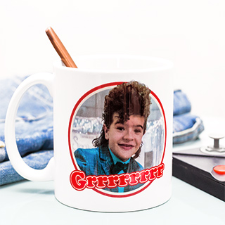 Stranger Things mug - Grrrrrrr
