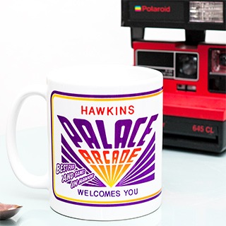 Stranger Things mug - Palace Arcade