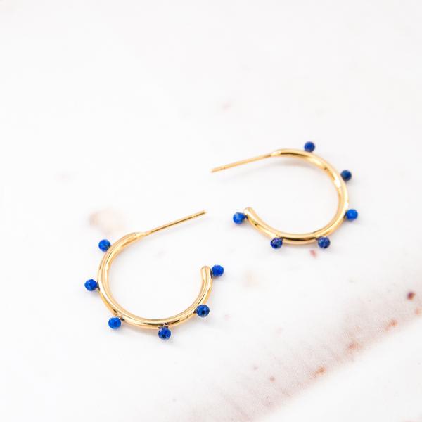 Hoops earrings - Circé