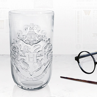 Harry Potter's glass - Hogwarts