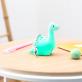 Light up keyring - Dinosaur
