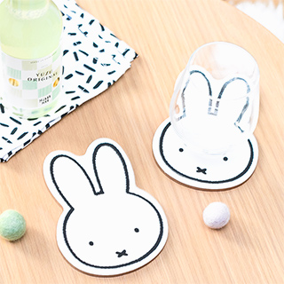 Coasters - Miffy