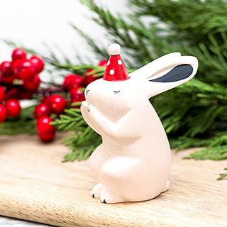 Christmas Pole pole - Rabbit
