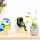 Wood decoration - Matt Sewel's bird