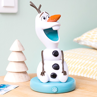 Frozen night light - Olaf