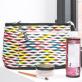 Make-up pouch - Vintage pattern