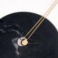Necklace La Nuit - Croissant de lune