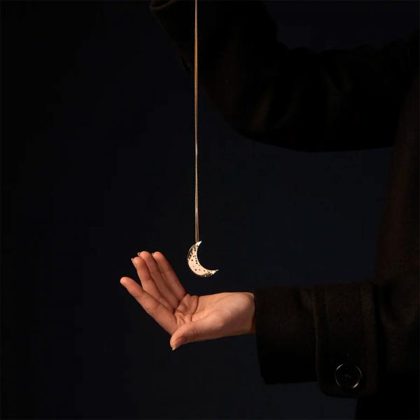 Long necklace - La nuit