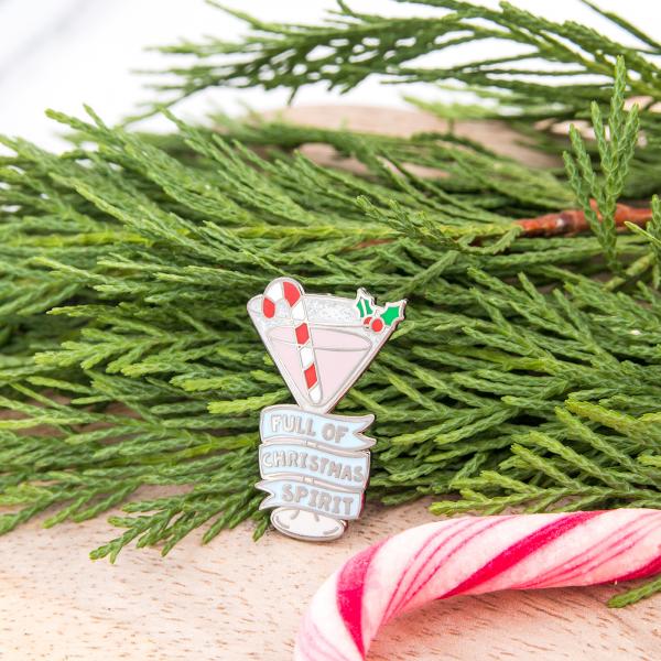 Pin's - Full of Christmas spirit