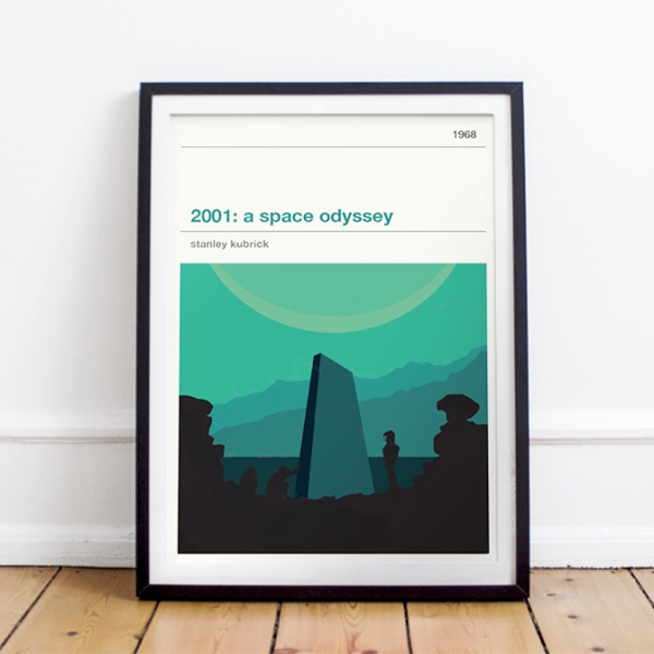 Movie print - 2001: A Space Odyssey