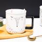 Porcelain mug - Forest fox