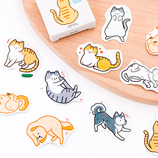 Stickers - Puppies and kitties