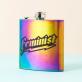 Hip flask - Feminist