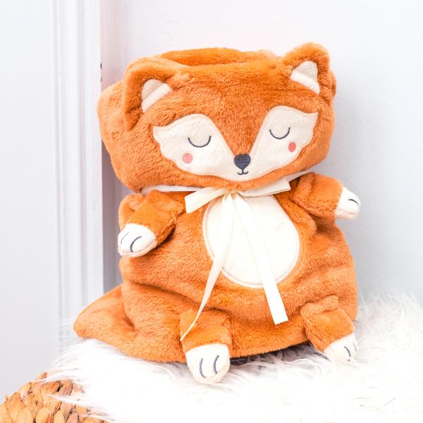 Blanket - Baby fox