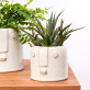Stoneware planter - Totem (small)
