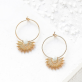 Hoop earrings - Nyx