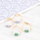 Hoop earrings - Mykonos