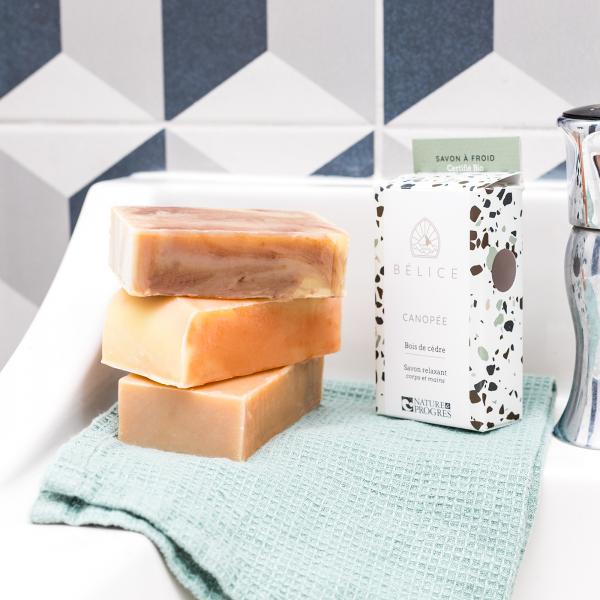 Bélice - organic and handmade soap