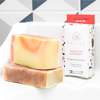 Bélice - organic and handmade soap
