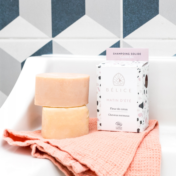 Bélice - organic and handmade shampoo bar