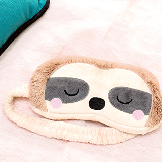 Sleeping mask - Sloth