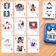 Playing cards - Inspirational women